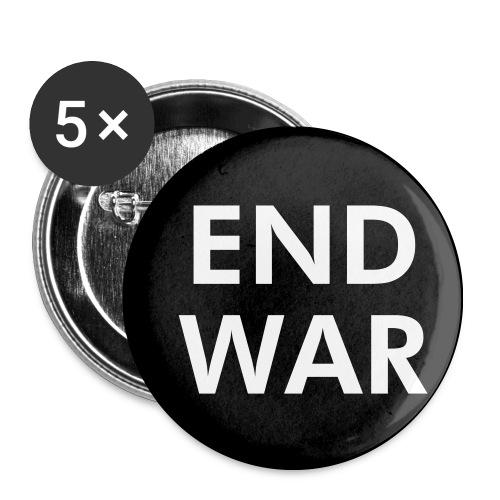 Peace - Middels pin 32 mm (5-er pakke)