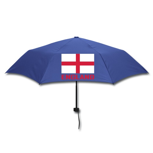 Hamilton f1 champ 2008 england umbrella - Umbrella (small)