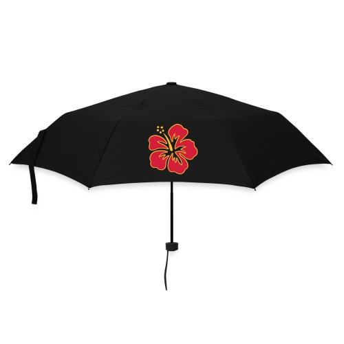ombrello fiore nero - Ombrello tascabile