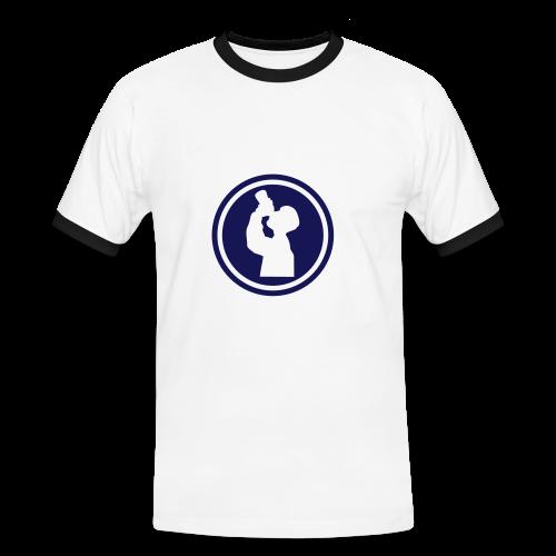 I drink - Men's Ringer Shirt