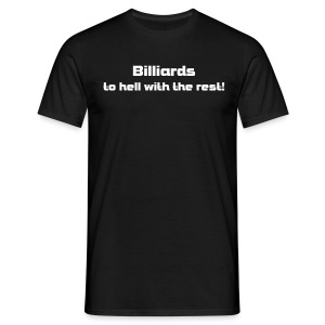 Just Billiards - Men's T-Shirt