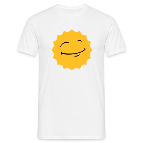 Grøvdalsol - T-skjorte for menn