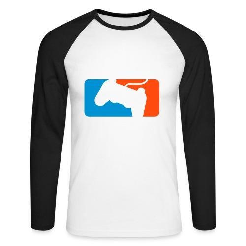 PRO GAMER - Männer Baseballshirt langarm