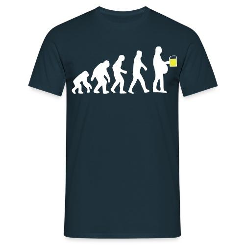 L' evoluzione - Maglietta da uomo