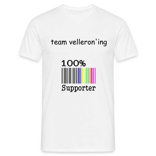 LE TEE SHIRT DES SUPPORTEUR  - T-shirt Homme