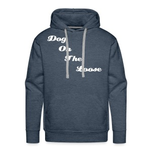 Men's Hooded Brown D.O.T.L Sweatshirt - Men's Premium Hoodie