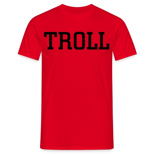 Troll Shirt - Men's T-Shirt