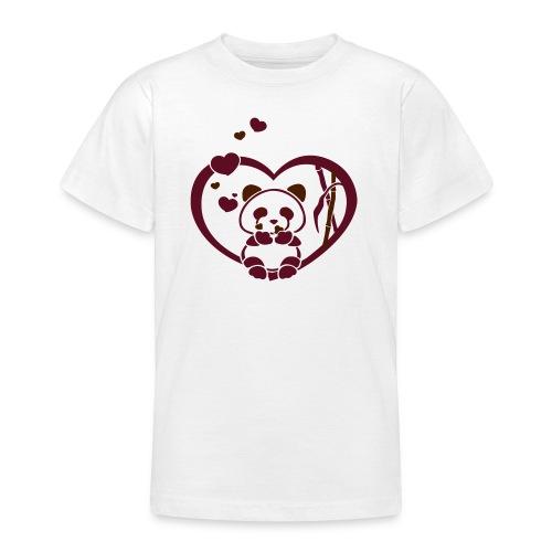 YENDA panda - Teenager T-shirt