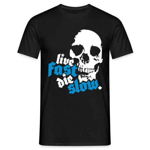 By Love - Blk Tee - Men's T-Shirt