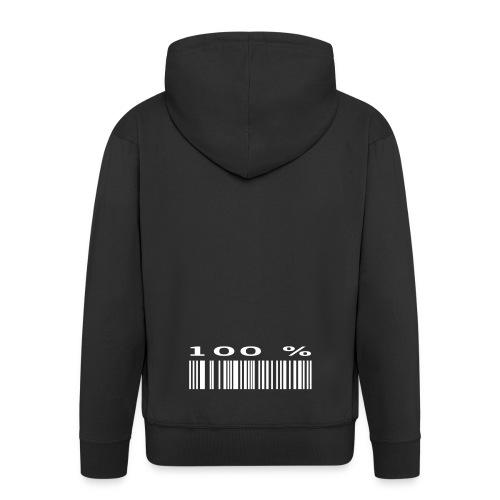 Barcode - Herre premium hættejakke