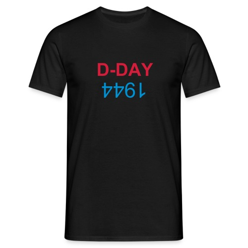 D.DAY 1944 - T-shirt Homme