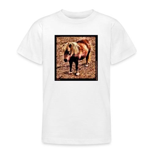 Shetland Pony  - Teenage T-Shirt