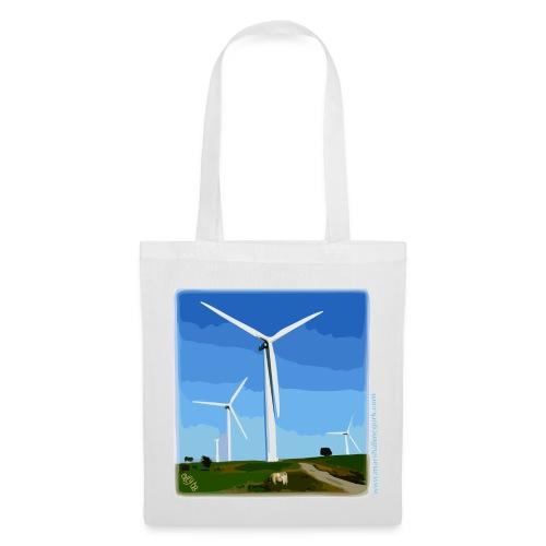 windfarm  - Tote Bag