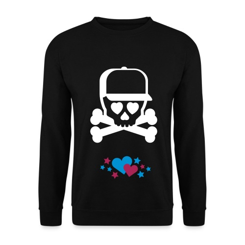 Urban Skater Chick - Men's Sweatshirt