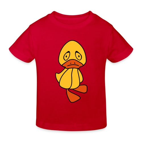 little duck - Kinder Bio-T-Shirt