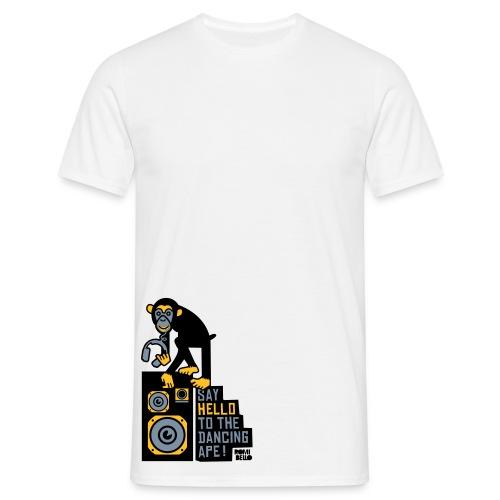1ST - T-shirt herr