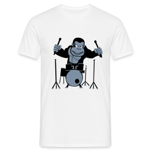 Cadbury Ape - Men's T-Shirt