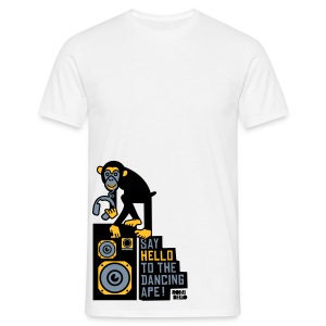 Say Hello To The Dancing Monkey - Men's T-Shirt