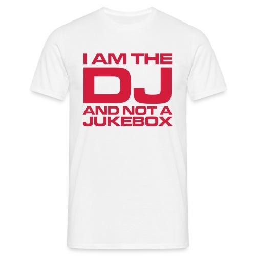 I am the dj - Maglietta da uomo