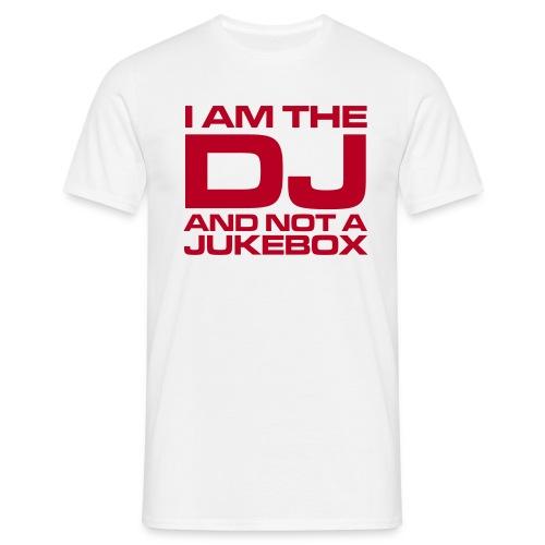 T-shirt dj prova - Maglietta da uomo