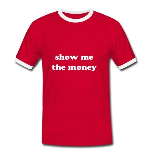 Jerry Maguire 2 - Men's Ringer Shirt