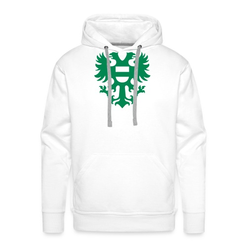 Stadswapen Groningen - Mannen Premium hoodie