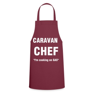 Cooking on GAS - Cooking Apron