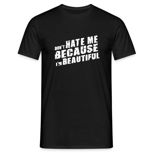 Sideways18 - T-skjorte for menn