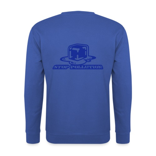 Isterning -Imod forurening - Herre sweater