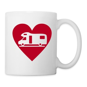 Mug - Love Motorhoming - Mug