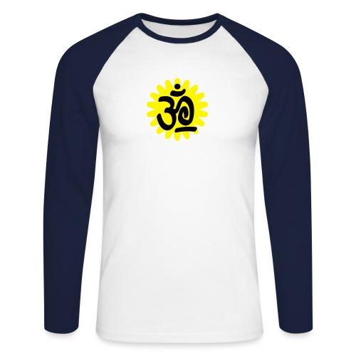 short-sleeved sweater - Men's Long Sleeve Baseball T-Shirt
