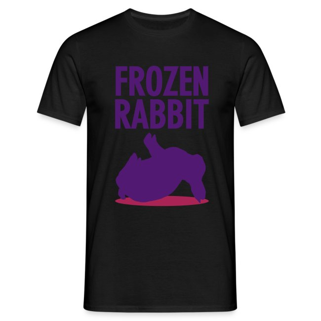 Frozen rabbit musta