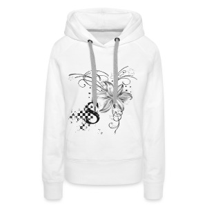 Indian Styler Branded - Frauen Premium Hoodie