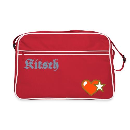 kitchbag roze - Retro-tas