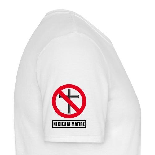t-shirt Anti-Christ RoRoMoR - T-shirt Homme