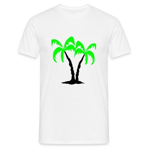 Palms - T-skjorte for menn