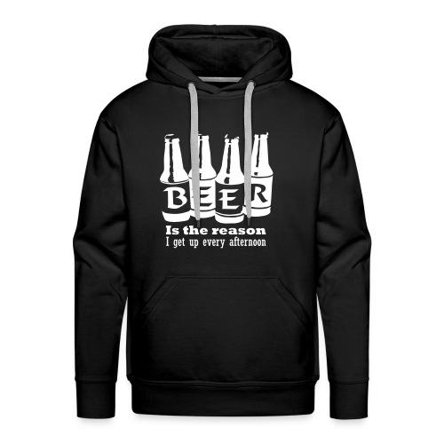 Beer - Premium hettegenser for menn