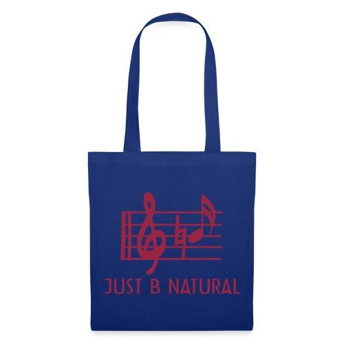 B natural  - Tote Bag