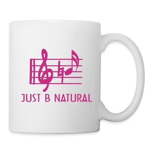 B natural  - Mug