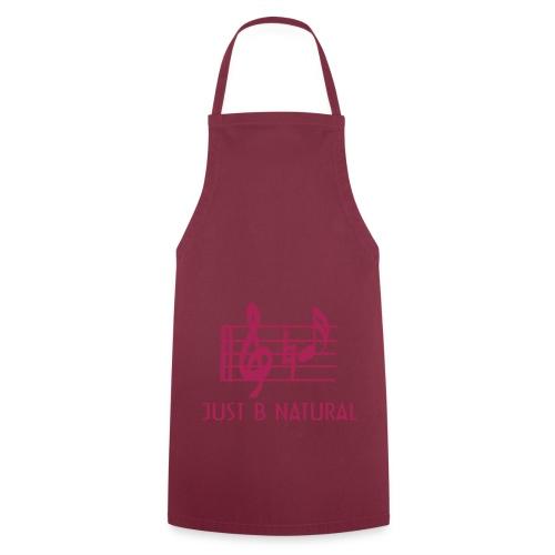 B natural  - Cooking Apron