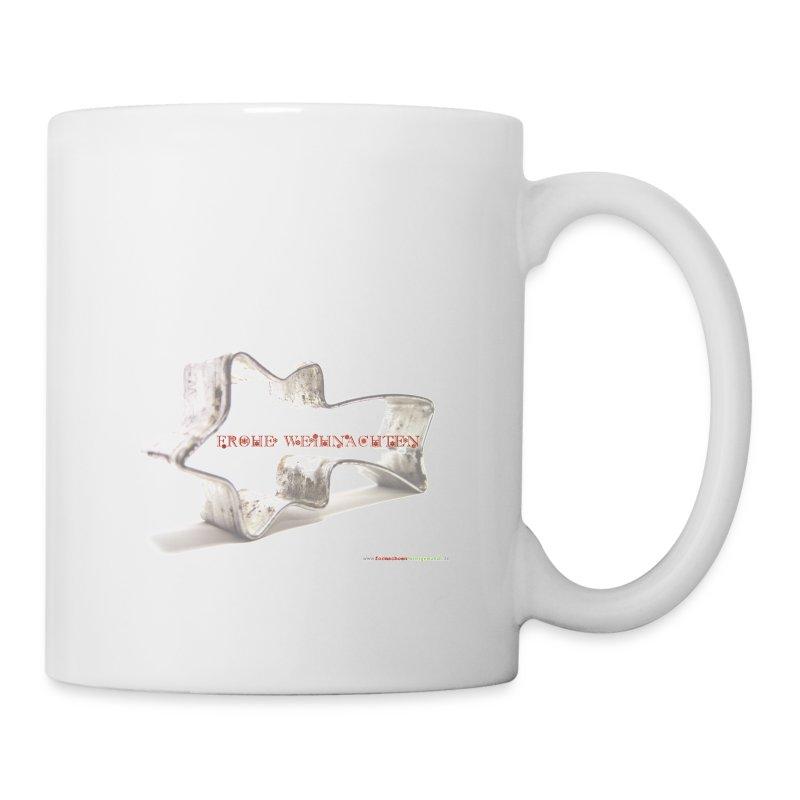 fIw Weihnachtsstern - Tasse
