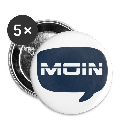 Button_Moin - Buttons mittel 32 mm