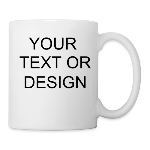 CUSTOM DESIGNED MUGS - Mug