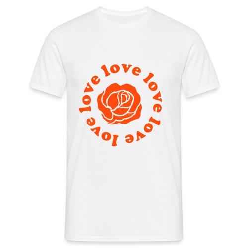 ROSE.. - Herre-T-shirt