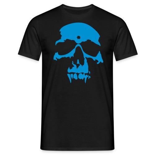 Skalle - T-skjorte for menn