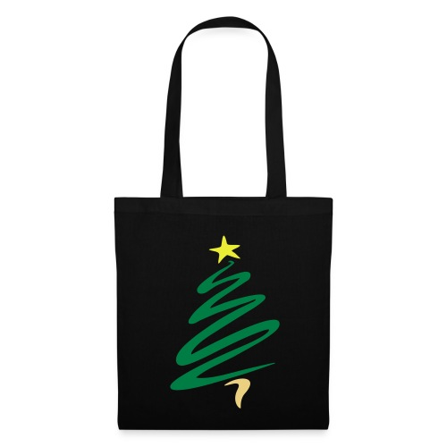 Christmas tree bag - Tote Bag