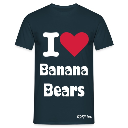 Banana Bear Shirt - Men's T-Shirt