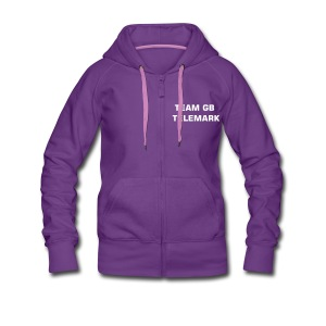 My Husband Hoody - Women's Premium Hooded Jacket