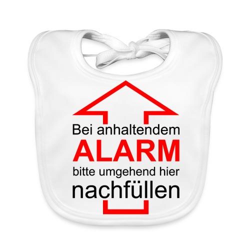 Alarm - Baby Bio-Lätzchen