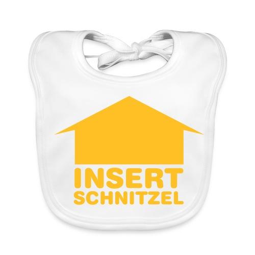 Schnitzel - Baby Bio-Lätzchen